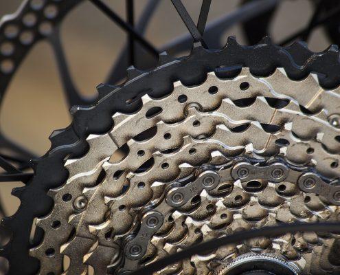 bike, zähne